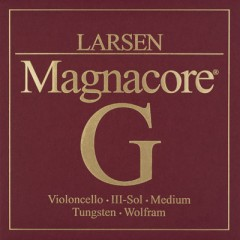 Larsen Magnacore Cello Tungsten G String (Medium)