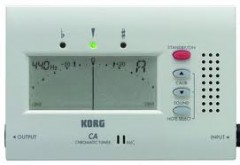 Korg CA-50 Advanced Chromatic Tuner