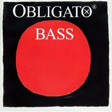 Obligato Double Bass Set (3/4)