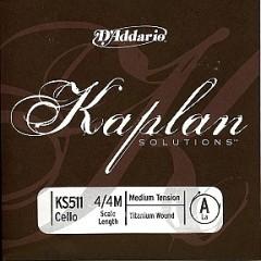 Kaplan Solutions Cello D string (Steel / Nickel)