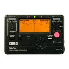 Korg TM-60 Combo Tuner & Metronome