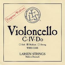 Larsen Cello C String ( Tungsten )