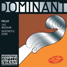 Dominant  Cello Set ( 4/4 size )