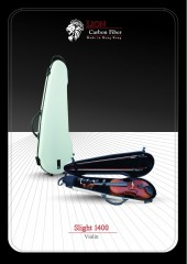 Lion Carbon Fiber Slight-1400 Violin Case