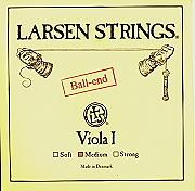 Larsen Viola A String (Medium Gauges) Loop End