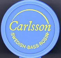 Carlsson Bass Rosin