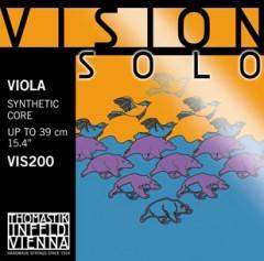 Vision Solo Viola D String (Chromium)
