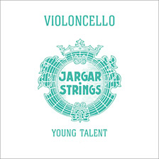 Jargar Young Talent Cello Set (1/2 Size)
