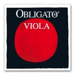 Obligato Viola G String (Silver)