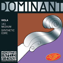 Dominant Viola A Strings