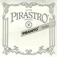 Piranito Violin D String