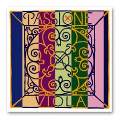 Passione Viola A string ( steel/chrome )