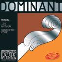 Dominant Violin Aluminum Wound E String
