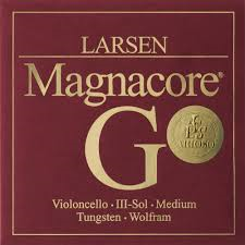 Larsen Magnacore Arioso Cello Tungsten G String
