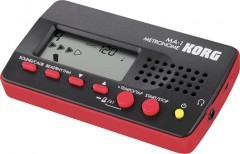 Korg MA-1 Digital Metronome  (Red)